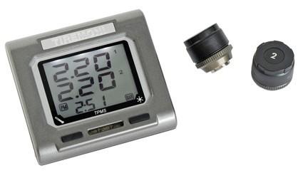 TireMoni TM-4100 Reifendruckkontrolle für Motorrad, Anzeige wasserdicht