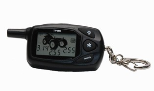 TM-500 Tyre Pressure Monitoring System for Trike / Side Car, TireMoni Biker Line