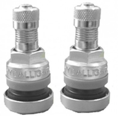 Metal valves Type ASC, set of 2