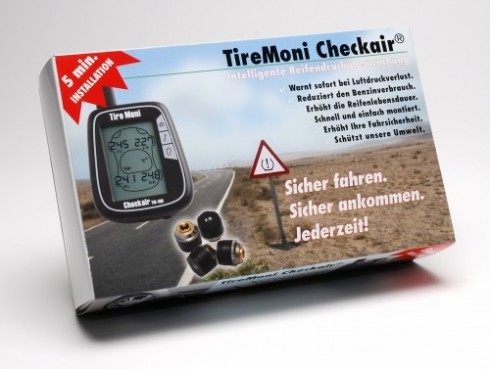 TireMoni tpms TM-210 Tire Pressure Monitoring System – Bild 2